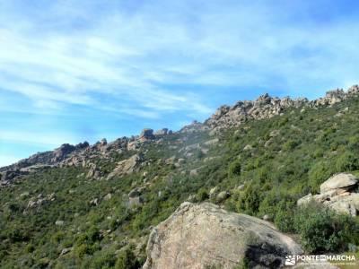 Gran Cañada-Cerro de la Camorza; rutas de senderismo con niños parque natural sanabria parque natura